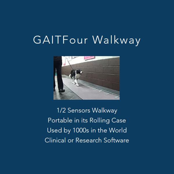 Gait4dog WalkWay