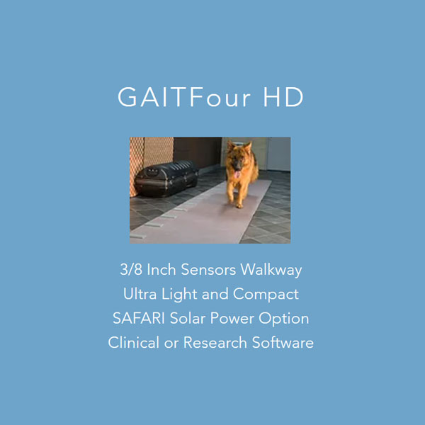 GaitFour HD