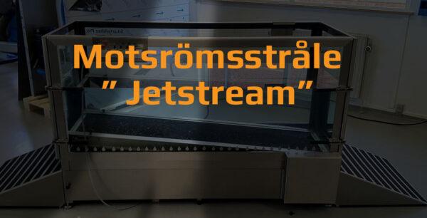 Smartwalker-Motsrömsstråle-Jetstream