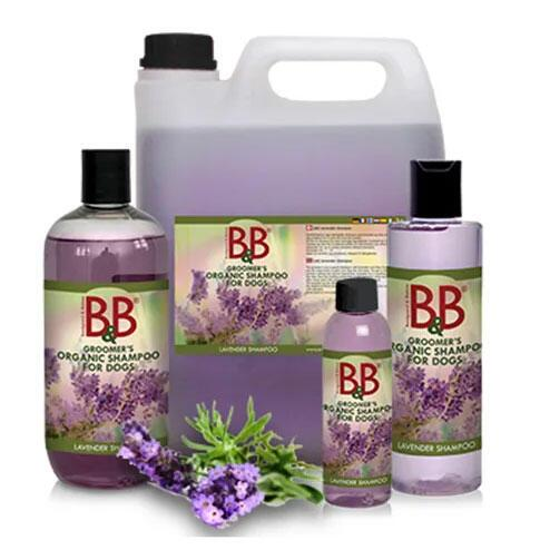 B&B Shampoo Lavendel